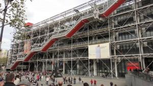Centrum sztuki współczesnej Pompidou