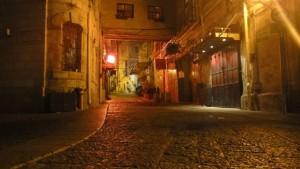 Jerozolima - Stare Miasto nocą