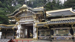 Brama Karamon, Nikko