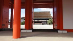 Pałac imperialny w Kioto