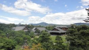 Zamek Niojo, Kyoto