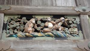 """Trzy mądre małpy: """"nie widzę nic złego, nie słyszę nic złego, nie mówię nic złego"""""""