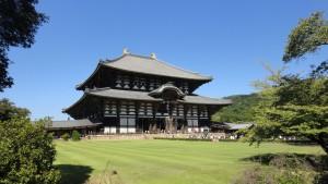 Tōdai-ji, do 1998 ponoć największy drewniany budynek