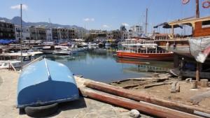 Zatoka w Kyrenii