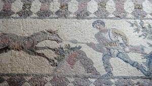 Mozaiki ze starożytnych Pafos
