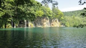 Wodospady, Jeziora Plitwickie