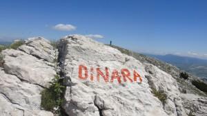 Dinara - najwyższy szczyt Chorwacji