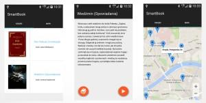 SmartBook app helps you discover books.