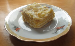 """Ciasto kokosowe a'la """"Raffaello"""""""